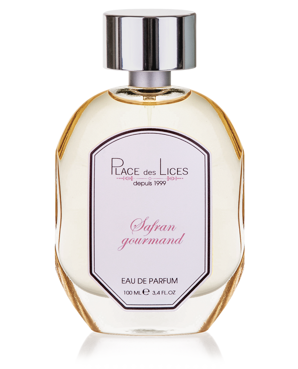 Safran Gourmand Perfume Place des Lices