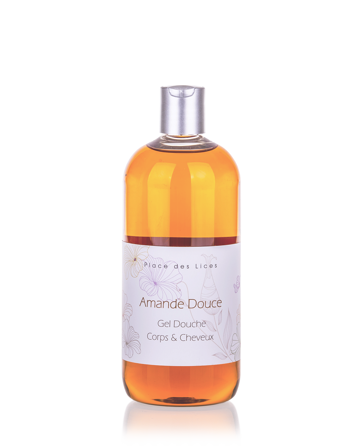 Amande Douce shower gel 500 ml Place des Lices