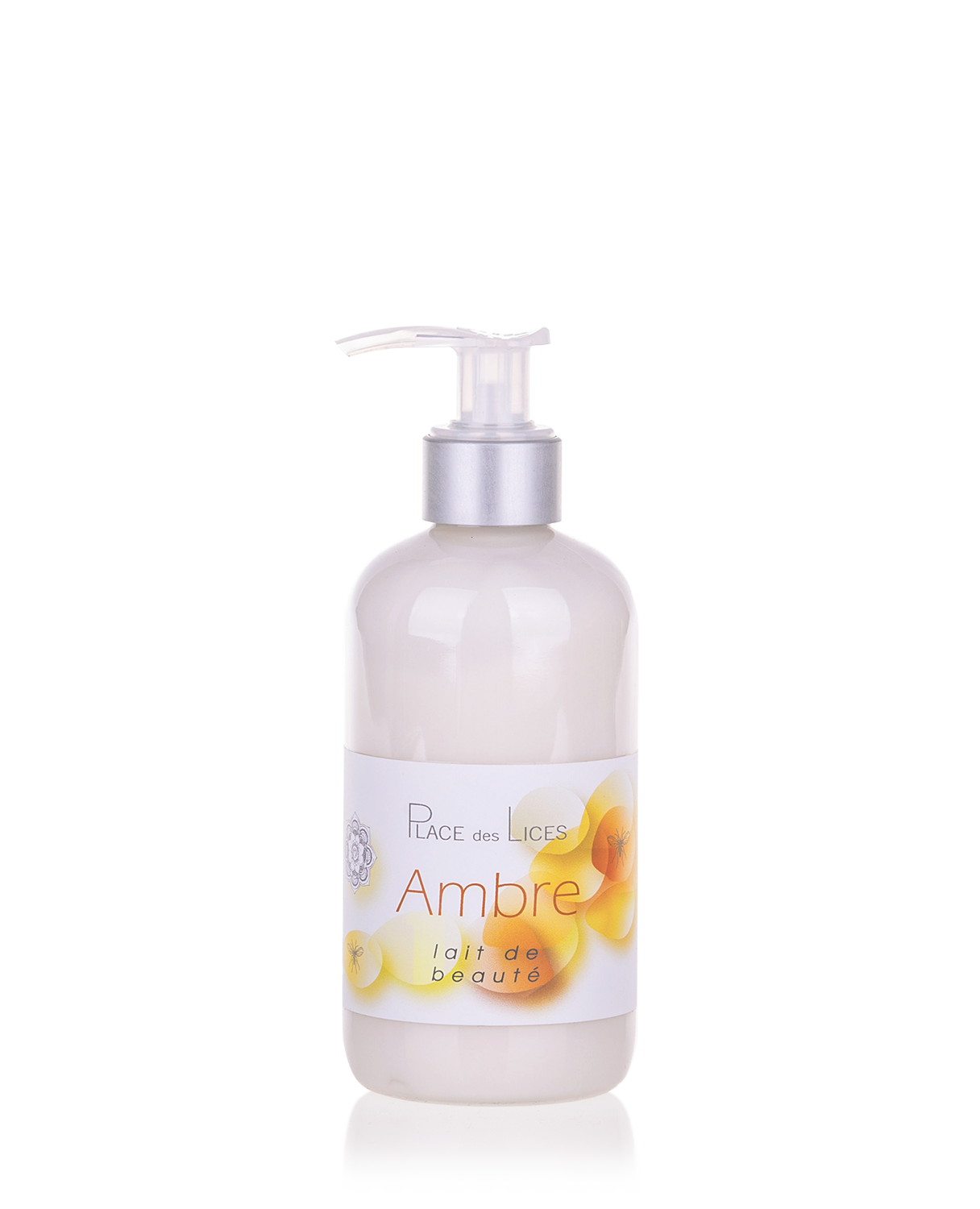 Ambre body lotion Place des Lices