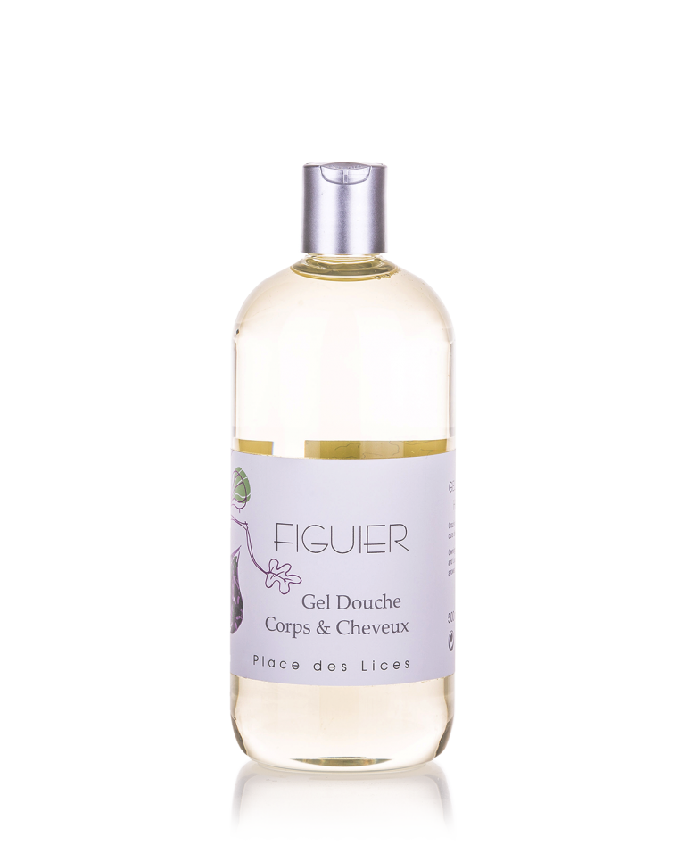 Figuier gel doccia 500 ml Place des Lices