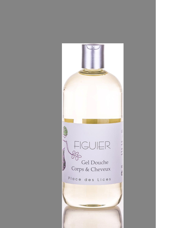 Figuier shower gel 500 ml Place des Lices