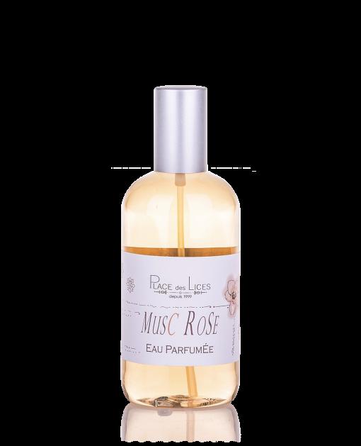Musc Rose acqua profumata Place des Lices