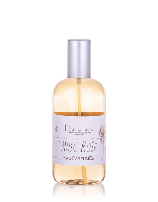 Musc Rose acqua profumata Place des Lices