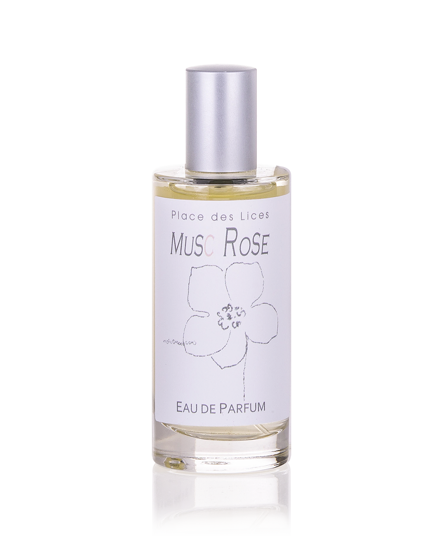 Musc Rose eau de parfum Place des Lices