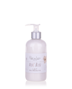 Musc Rose body lotion Place des Lices