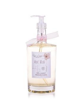 Musc Rose liquid soap Place des Lices