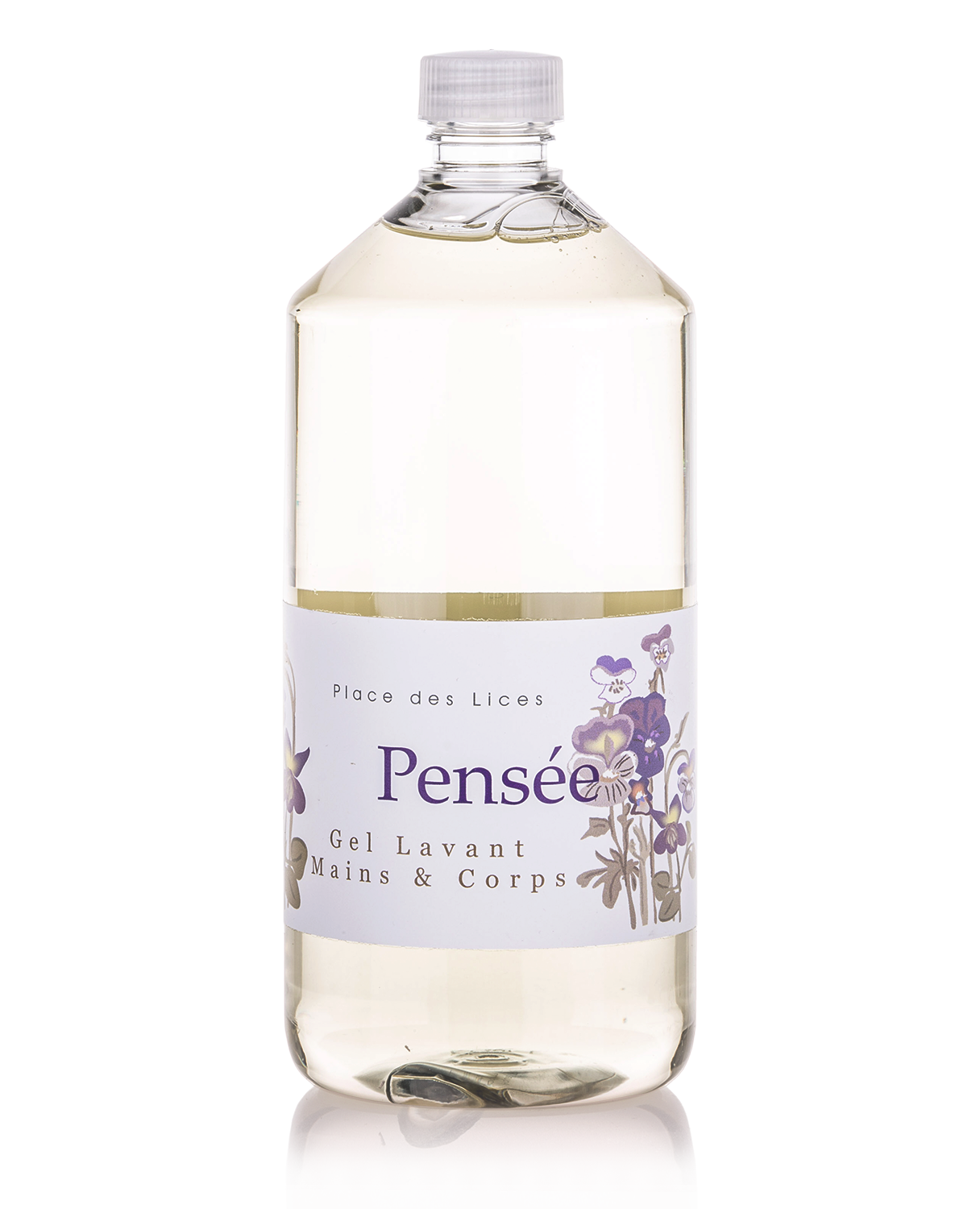 Pensee liquid soap refill Place des Lices