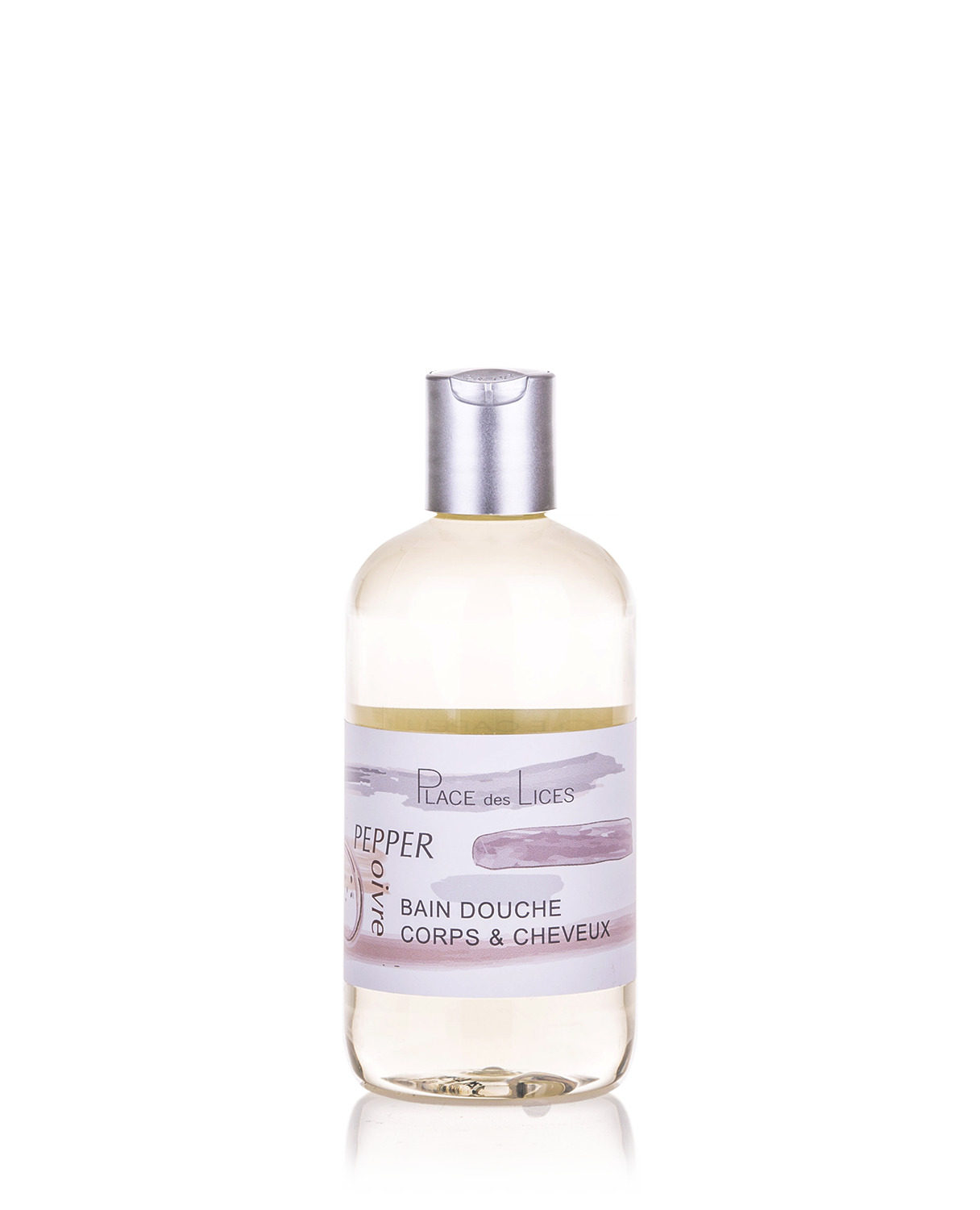 Pepper shower gel 250 ml Place des Lices