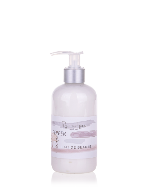 Pepper body lotion Place des Lices