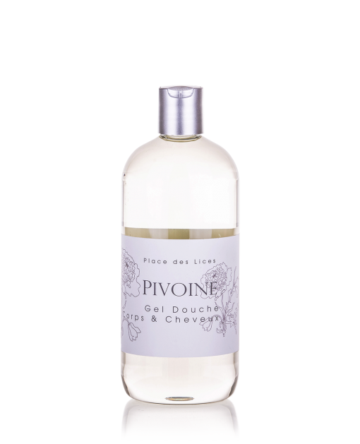 Pivoine gel doccia 500 ml Place des Lices