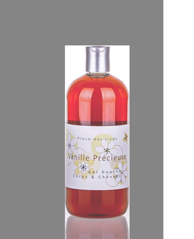 Vanille Précieuse shower gel 500 ml Place des Lices