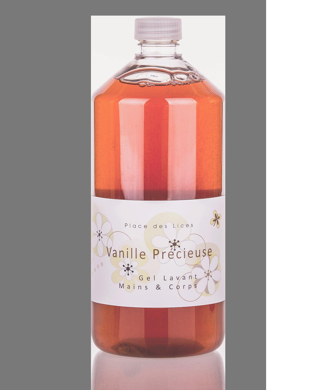 Vanille Precieuse ricarica sapone liquido Place des Lices