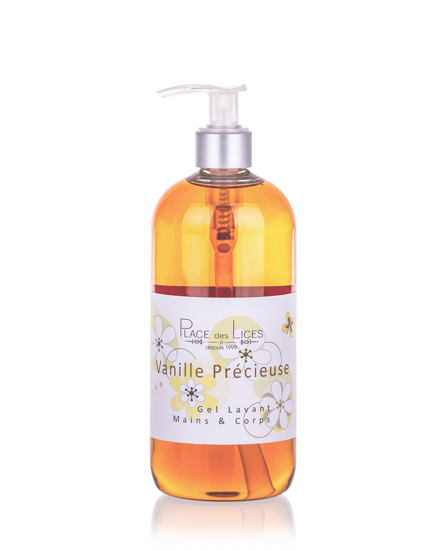 Vanille Precieuse liquid soap Place des Lices
