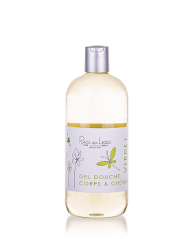 Verde shower gel 500 ml Place des Lices