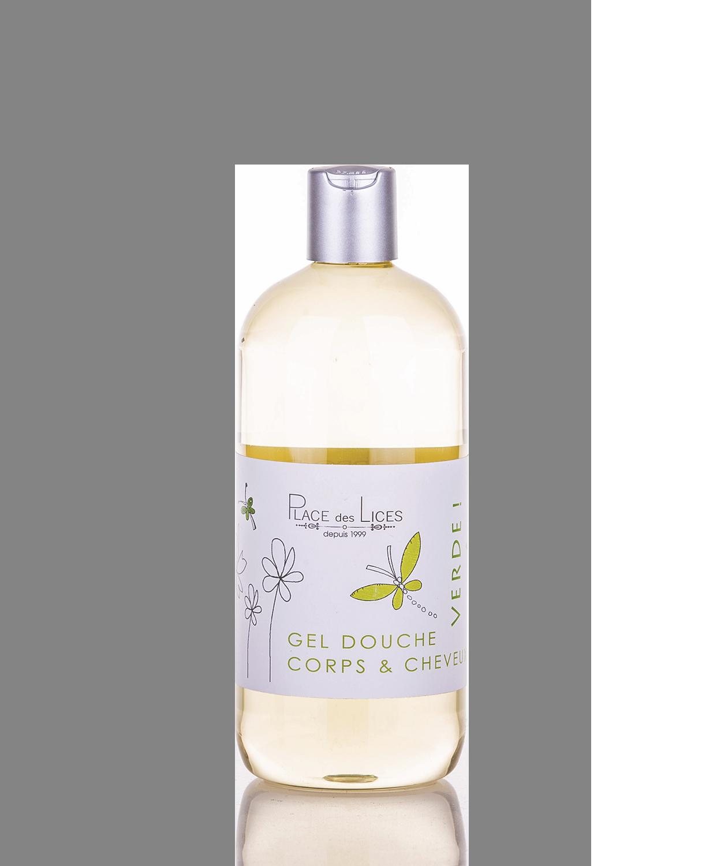 Verde shower gel 500 ml Place des Lices