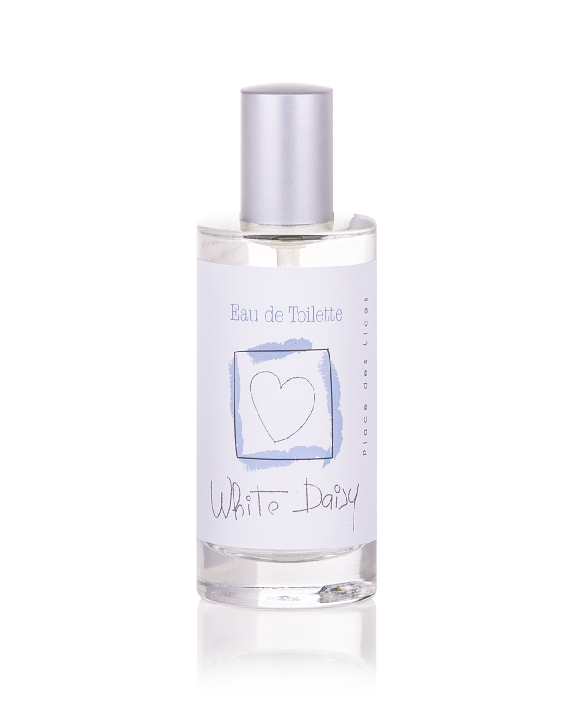 White Daisy eau de toilette Place des Lices