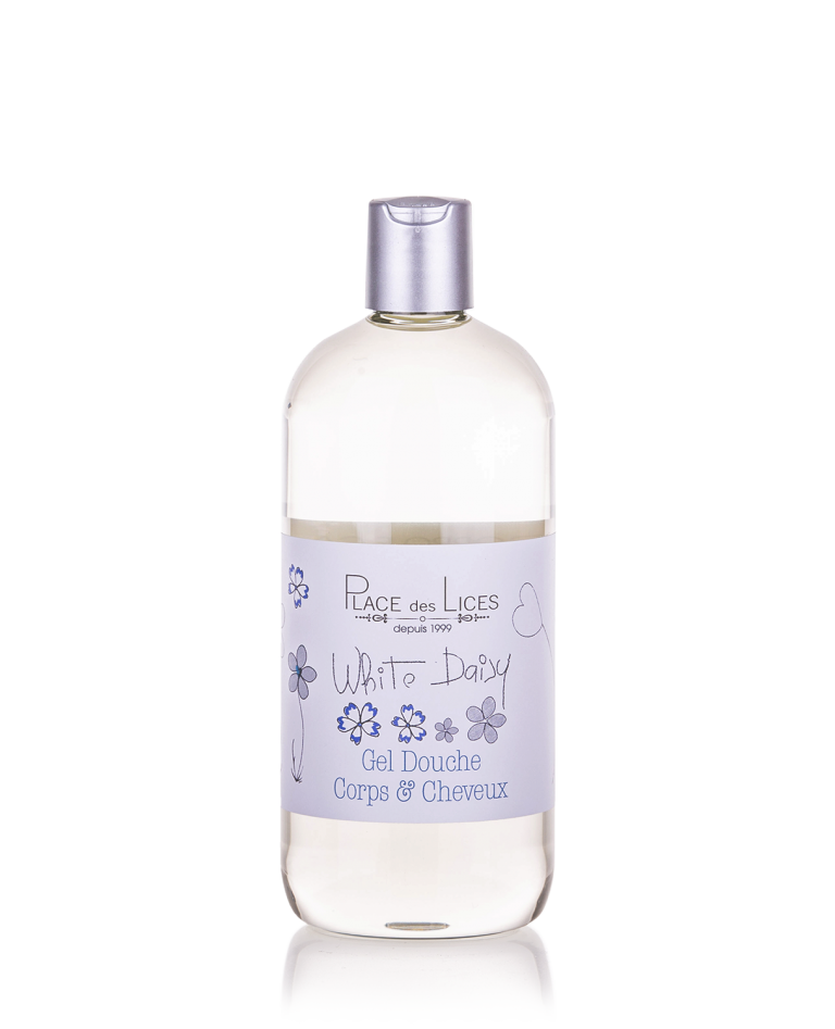 White Daisy shower gel 500 ml Place des Lices
