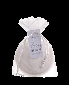White Daisy soap Place des Lices