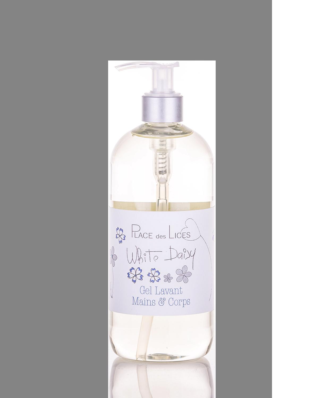 White Daisy sapone liquido Place des Lices