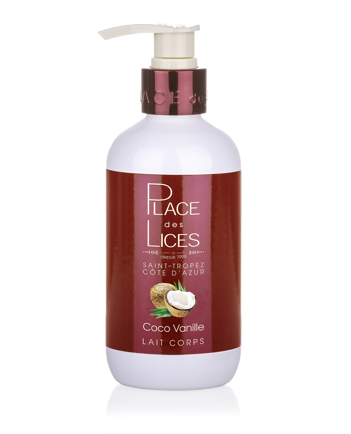 Place des Lices - Tropeziennes Body Lotion Coco Vanille 250ml - Buy online Gida Profumi