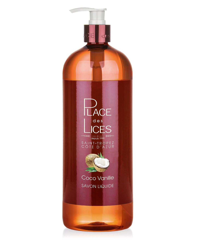 Place des Lices - Tropeziennes Liquid Soap Coco Vanille 1000ml - Buy online Gida Profumi