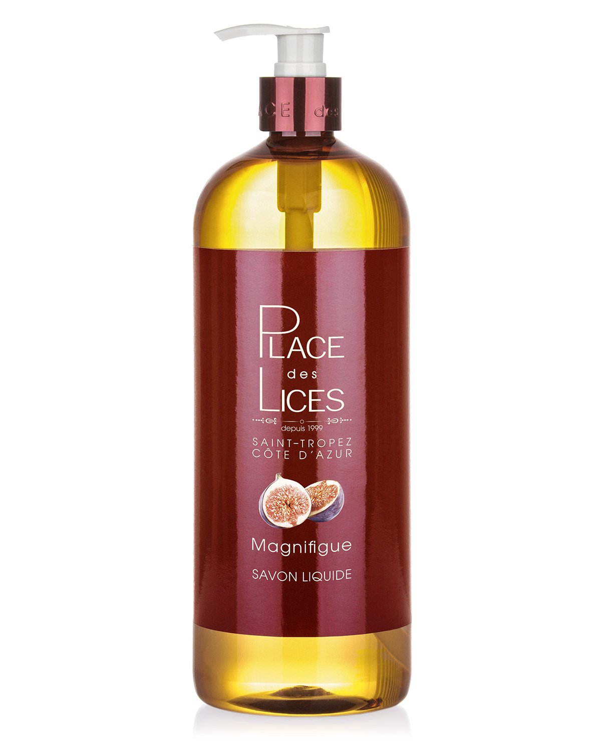 Place des Lices - Tropeziennes Liquid Soap Magnifigue 1000ml - Buy online Gida Profumi