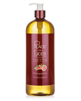 Place des Lices - Tropeziennes Liquid Soap Pompelmo 1000ml - Buy online Gida Profumi