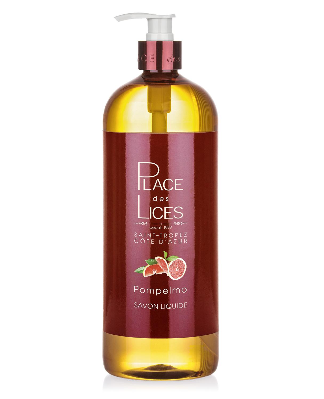Place des Lices - Tropeziennes Liquid Soap Pompelmo 1000ml - Buy online Gida Profumi