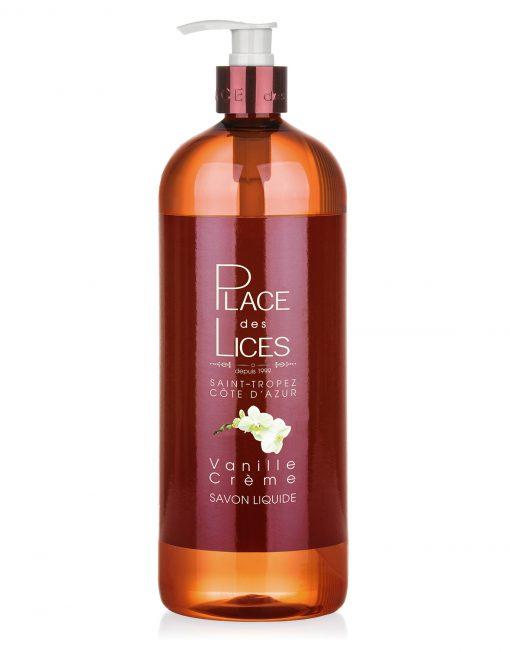 Place des Lices - Tropeziennes Liquid Soap Vanille Creme 1000ml - Buy online Gida Profumi