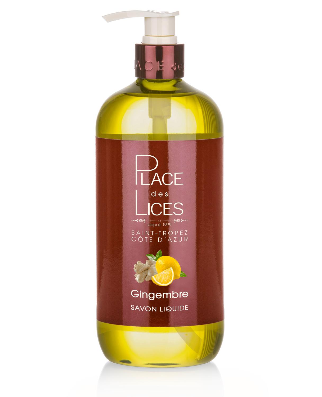 Place-des-Lices-Tropeziennes-Liquid soap-Gingembre-500ml-Buy-online-Gida-Profumi