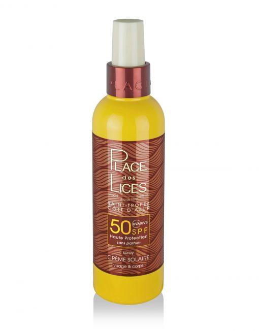 Place des Lices - Sun Cream High Protection SPF50