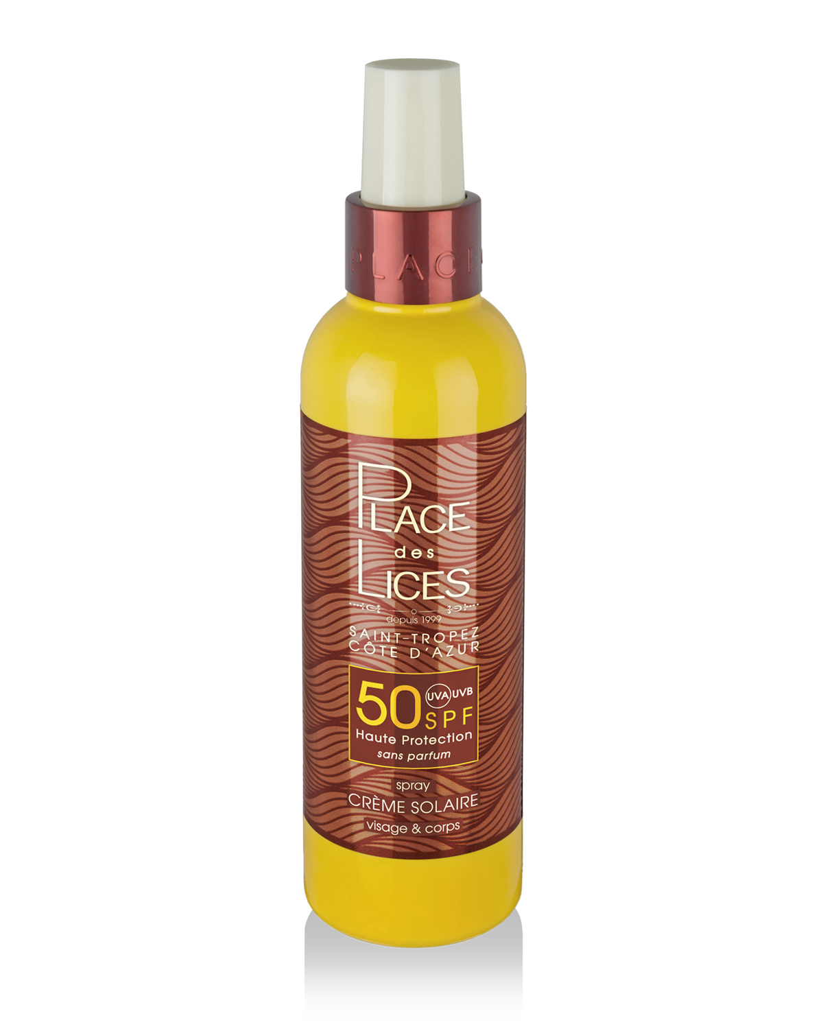 Place des Lices - Sun Cream High Protection SPF50