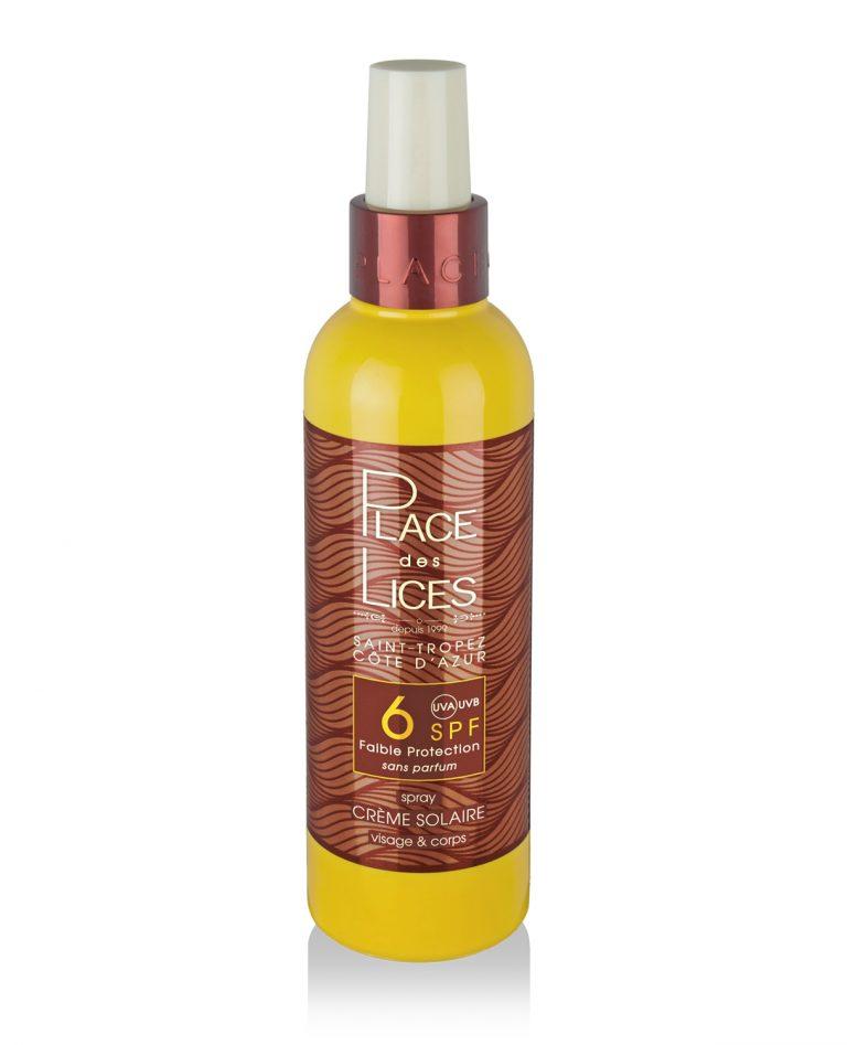 Place des Lices - Sun care Sun Cream Low Protection - Buy online Gida Profumi
