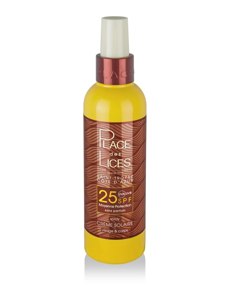 Place des Lices - Sun Cream Medium Protection SPF25