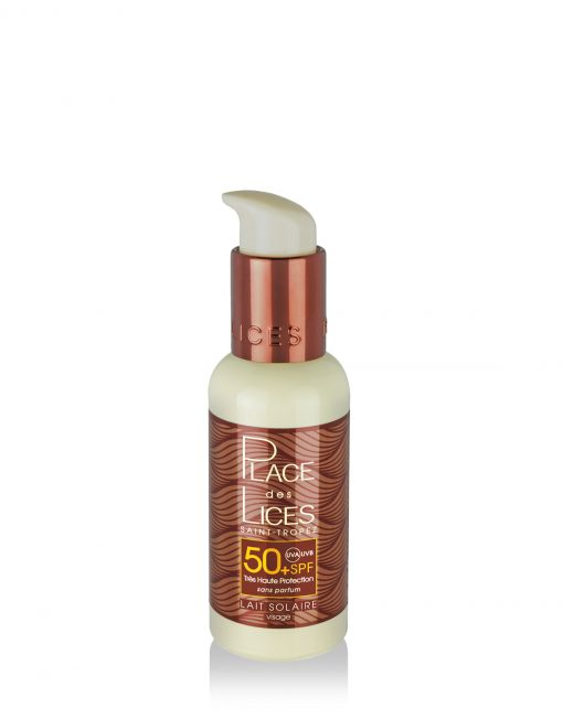 Place des Lices - Sun Lotion Very High Protection SPF50+