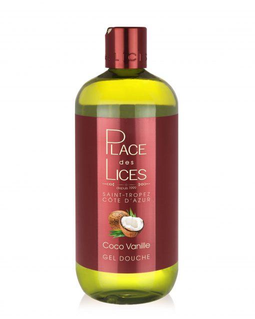 Gel Douche 500ml Coco Vanille - Place des Lices